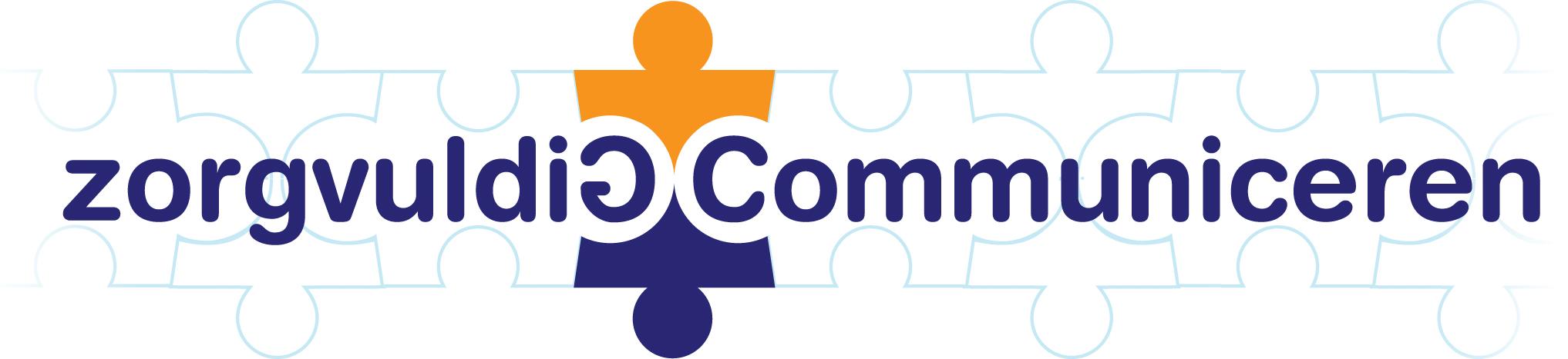 Logo Zorgvuldig communiceren